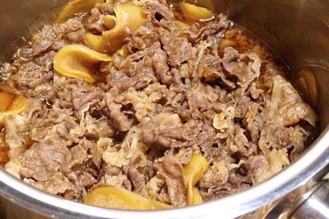 牛肉の佃煮