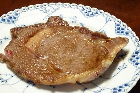 豊後牛のサーロインステーキ