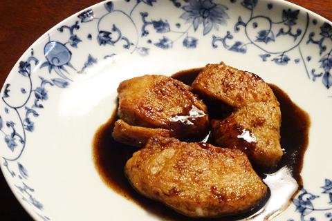 鶏胸肉のソテーバルサミコソース