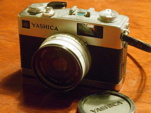 YASHICA ELECTRO 35 MC その2